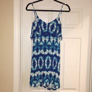 Tart backless dress